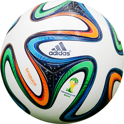 Мяч Brazuca
