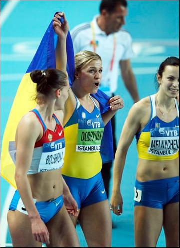 В Стамбуле Добрынская установила личные рекорды в прыжке в длину и в беге на 800 метров