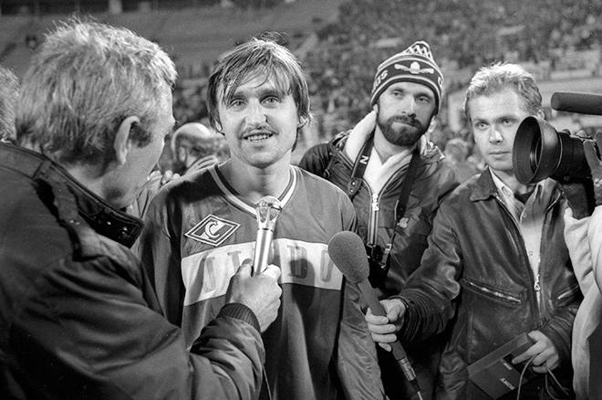 Фёдор Черенков: интервью после матча