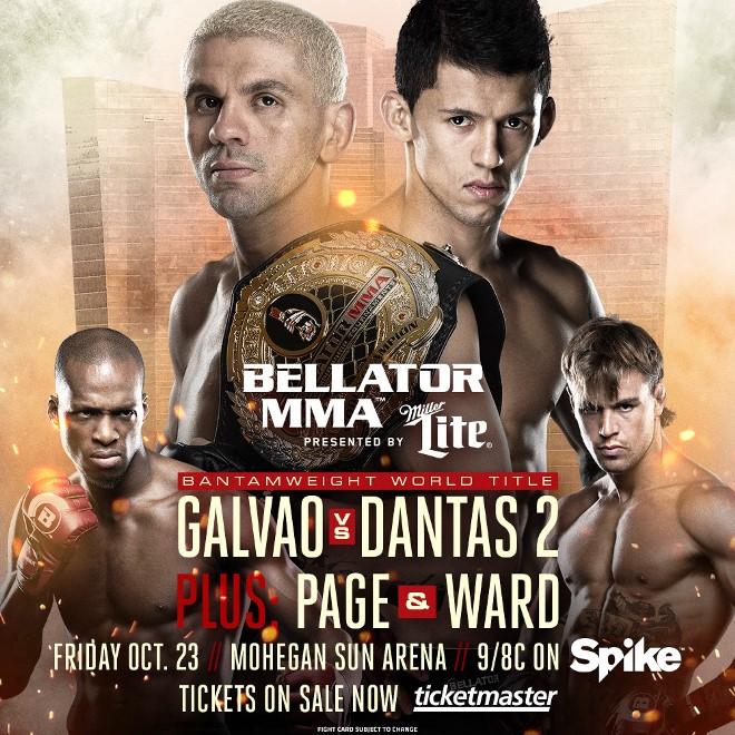Постер к турниру Bellator 144