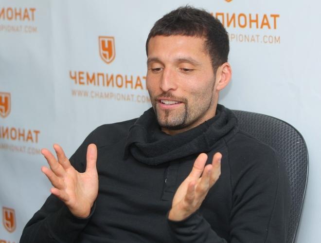 Кевин Кураньи в гостях у «Чемпионата»