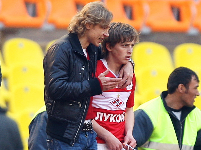 Валерий Карпин и Джано