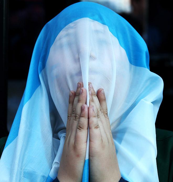Молитва по-аргентински