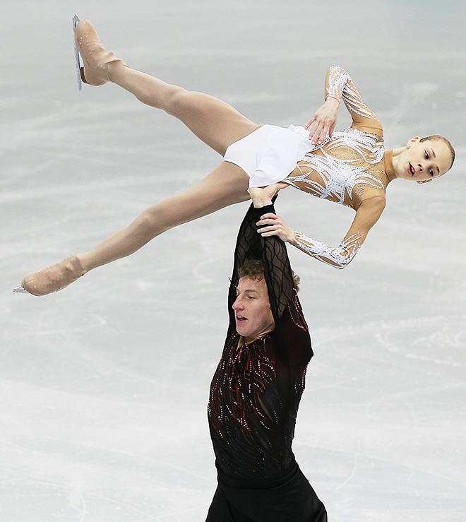 Фигуристка Антипова начала лечение от анорексии - Чемпионат.com