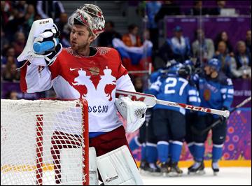 Семён Варламов и сборная Финляндии