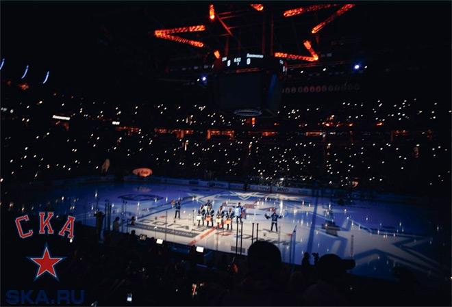 Церемония открытия в Санкт-Петербурге