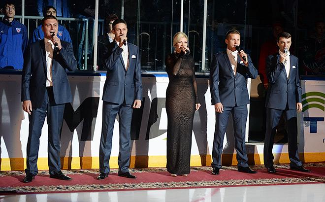 Церемония открытия в Омске