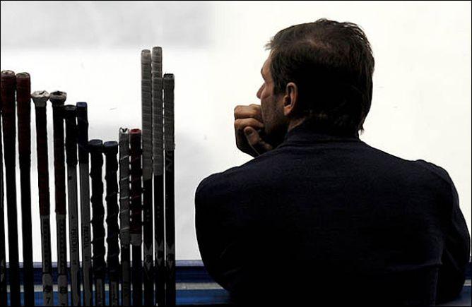 """20 марта 2011 года. Санкт-Петербург. Плей-офф КХЛ. 1/4 финала. СКА — """"Атлант"""" — 2:3."""