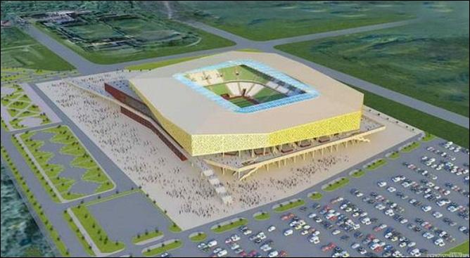 Стадион Львов