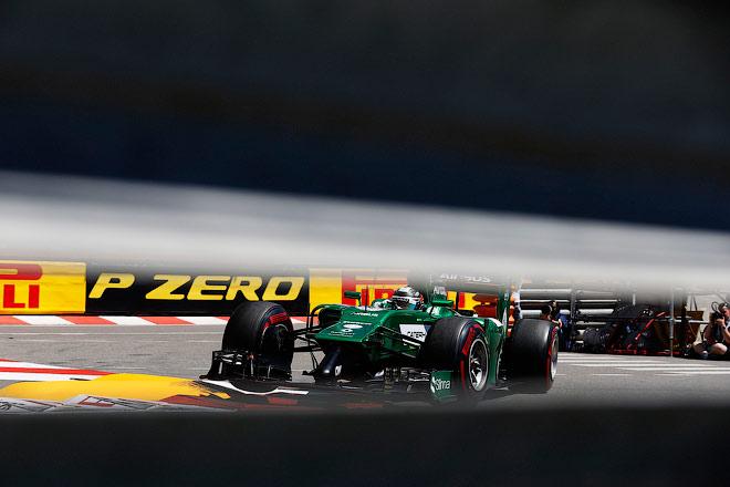 11-е место в Монако радости «Кэтерхэму» не принесло