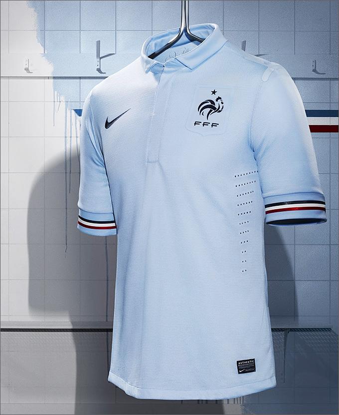 Форма сборной Франции