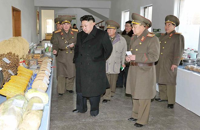 Великий Руководитель Ким Чен Ын