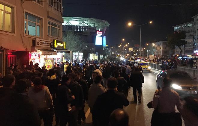 Вместо пенделей – крендели. Турецкий выезд «Локо» глазами фанатов