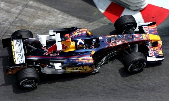 Red Bull RB1 и «Звёздные войны»
