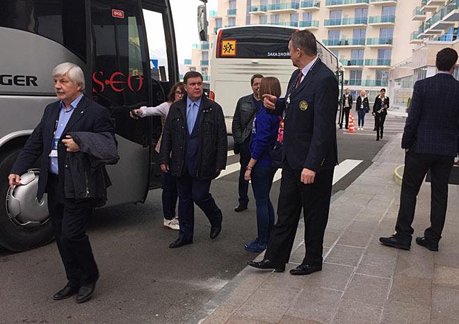 Геннадий Величкин и Сергей Гимаев отправляются на Матч звёзд