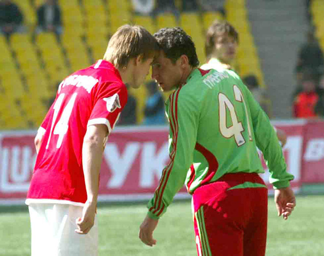 Дмитрий Торбинский и Сергей Гуренко