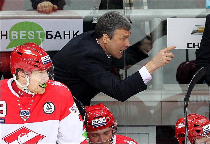 Андрей Сидоренко: У «Спартака» есть две-три вакансии в линии нападения