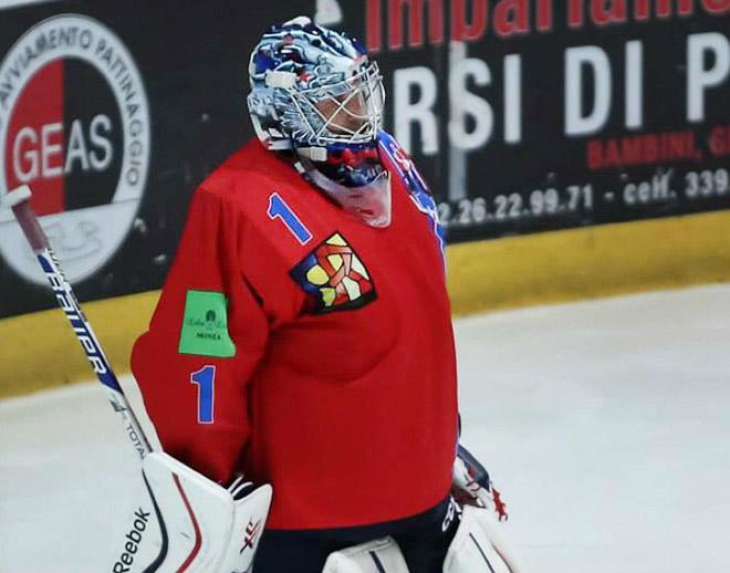 Виталий Кутузов переквалифицировался в хоккеиста