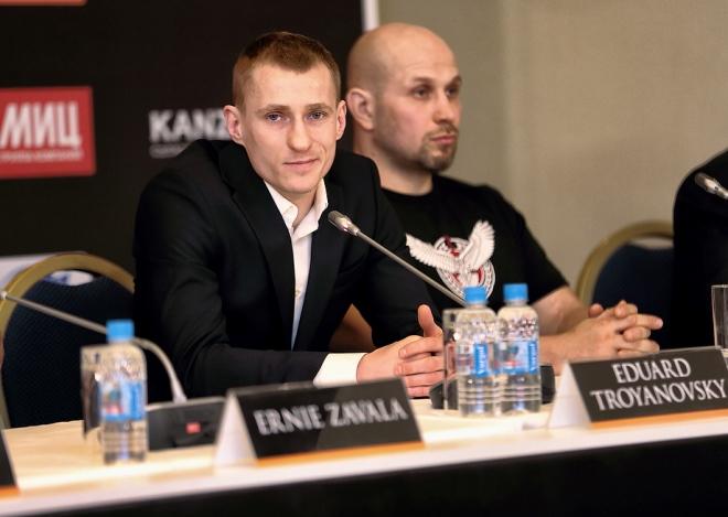 Эдуард Трояновский оспорит титул чемпиона мира по версии IBO