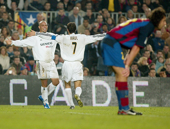 Роналдо и Рауль