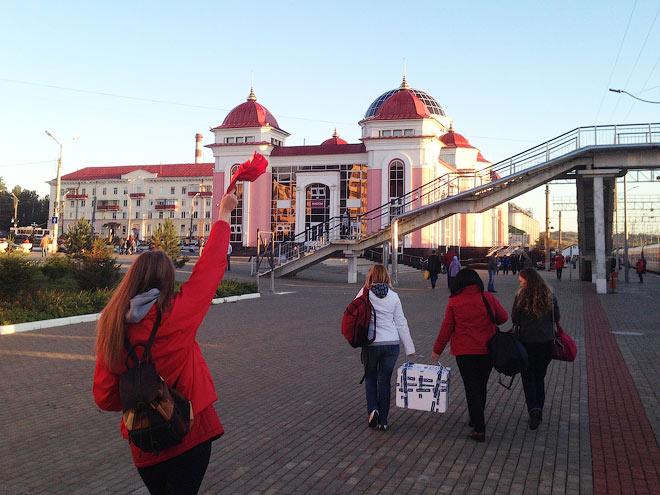 Репортаж из Саранска — города ЧМ-2018