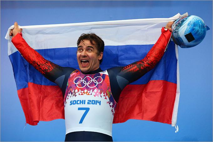 Альберт Демченко — серебряный медалист Сочи-2014