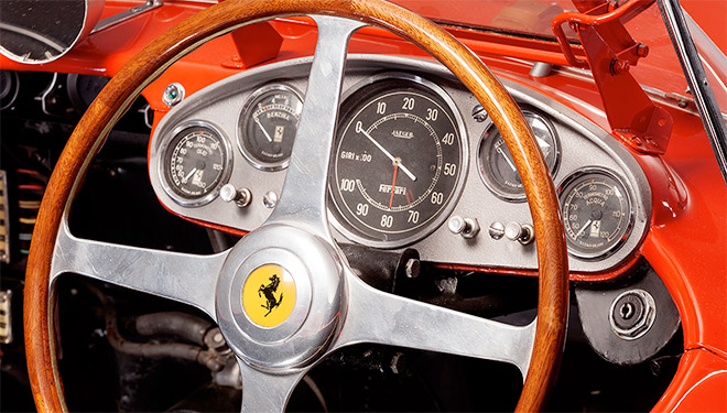 Ferrari 335 S Spider Scaglietti