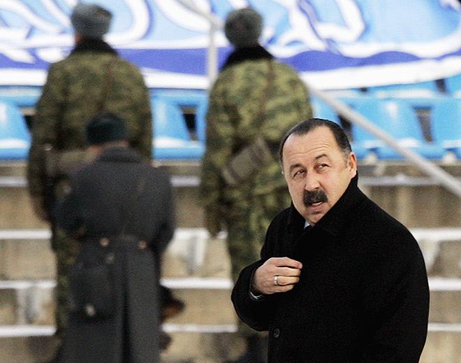 2006: Валерий Газзаев