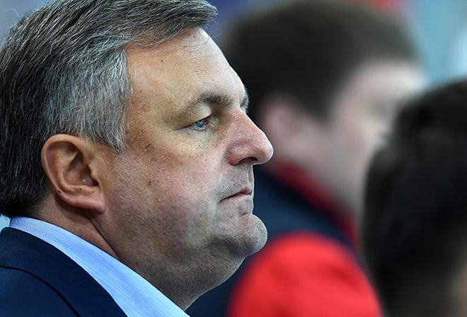 Президент «Витязя» Михаил Головков