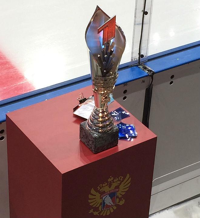 Главный трофей Кубка Первого канала