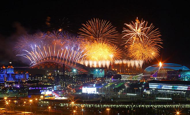 Сочи — 2014 — главное спортивное событие прошлого года