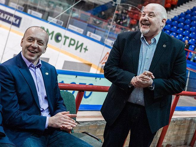 Андрей Скабелка и Кирилл Фастовский