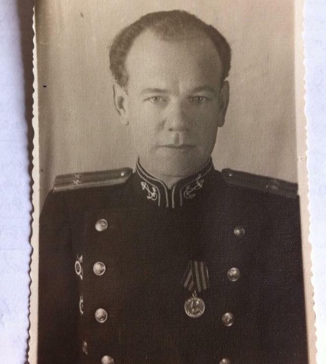 Прапрадед Евгения Коротышкина Алексей Харченко