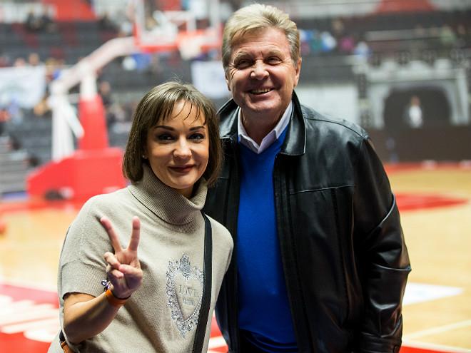 Татьяна Буланова и Лев Лещенко