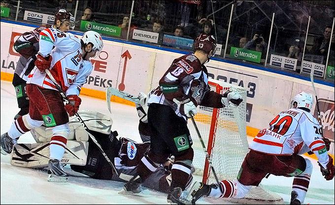 Превью: ДИНАМО Р vs СПАРТАК чемпионат КХЛ 2011-2012 (Видео)