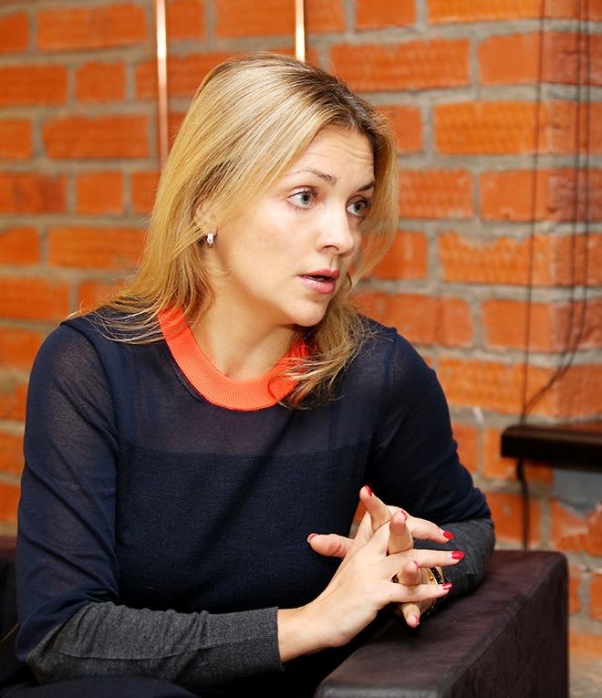 Ирина Полянская