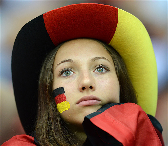 фото красивые немецкие девушки