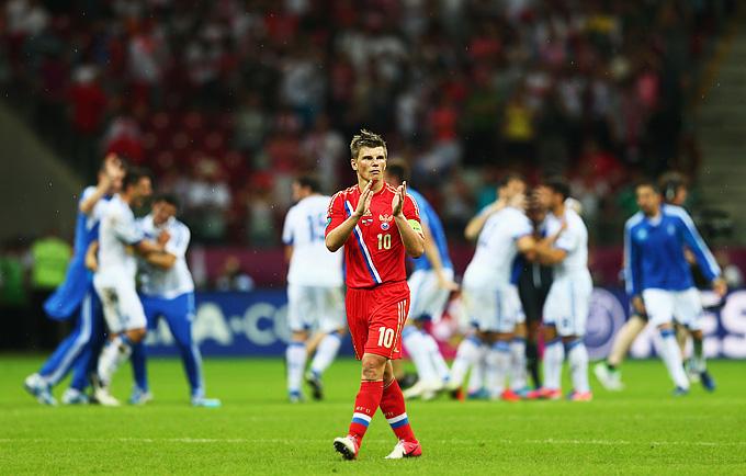 Андрей Аршавин прощается с Евро-2012, а вскоре перестанет вызываться в национальную команду
