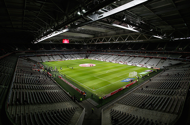 Стадион «Лилля» примет финал Кубка Дэвиса-2014