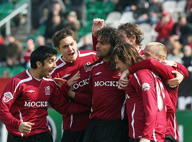 «Это была команда друзей». Пять лет без ФК «Москва»