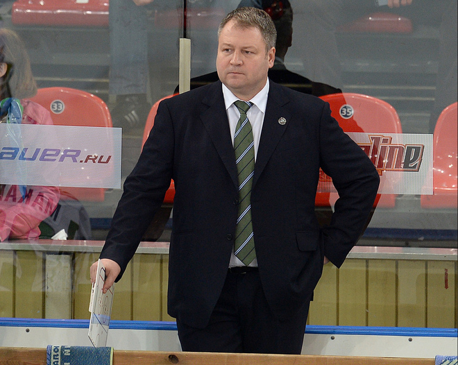 Владимир Юрзинов-младший