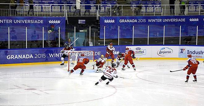 Россия – Канада, новая встреча