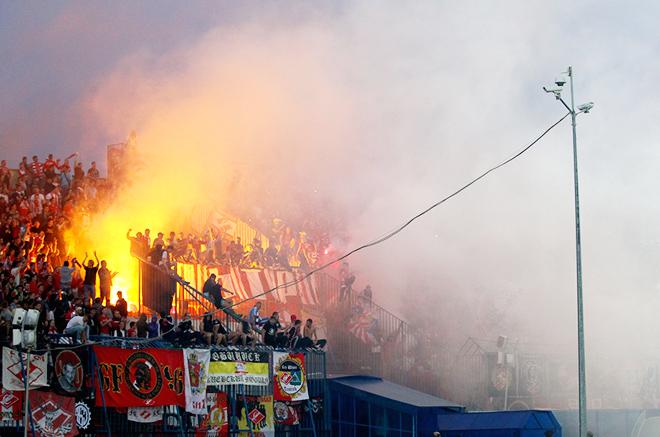 «Волга» — «Спартак»