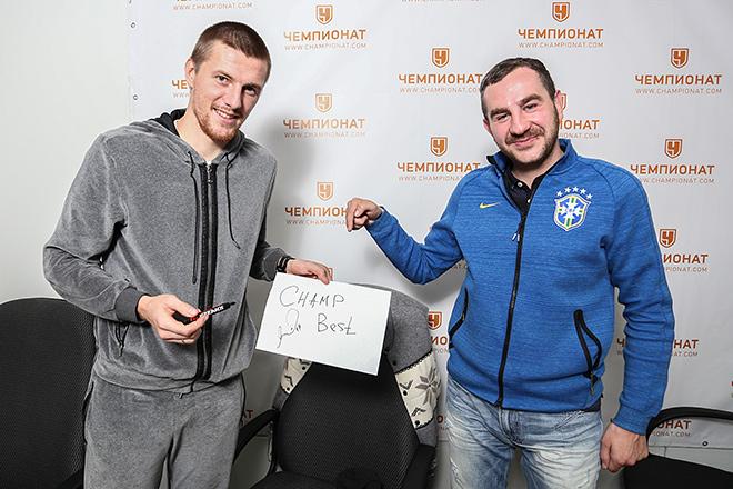 Олег Иванов и Иван Карпов