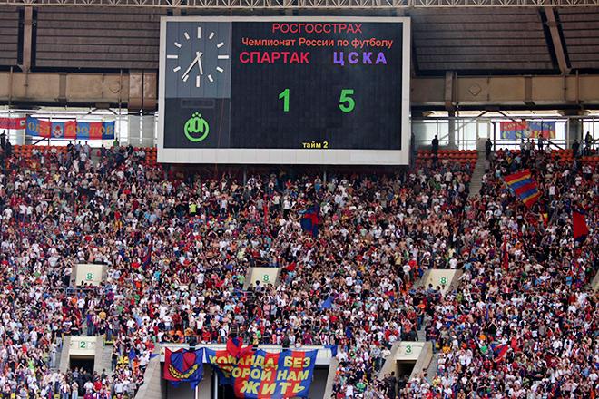 Вагнер Лав стал лишь вторым футболистом в истории чемпионатов России, кому удалось забить три гола в ворота «Спартаку»