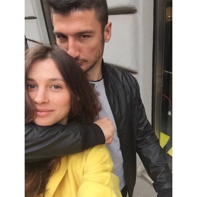 Сальваторе Боккетти и и его русская жена Екатерина