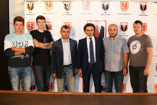 Роман Бабаев в редакции «Чемпионата»