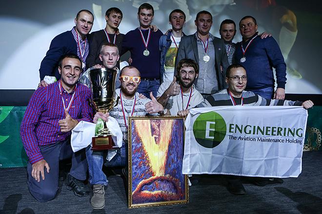 Награждение победителей 11-го сезона ЛЛЧ