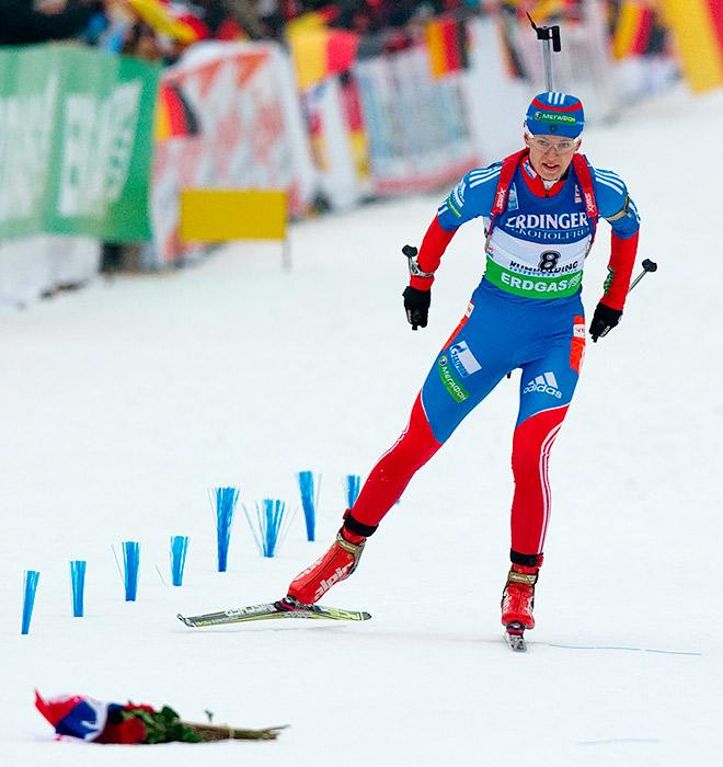 Бронзовый финиш Ольги Вилухиной на ЧМ-2012