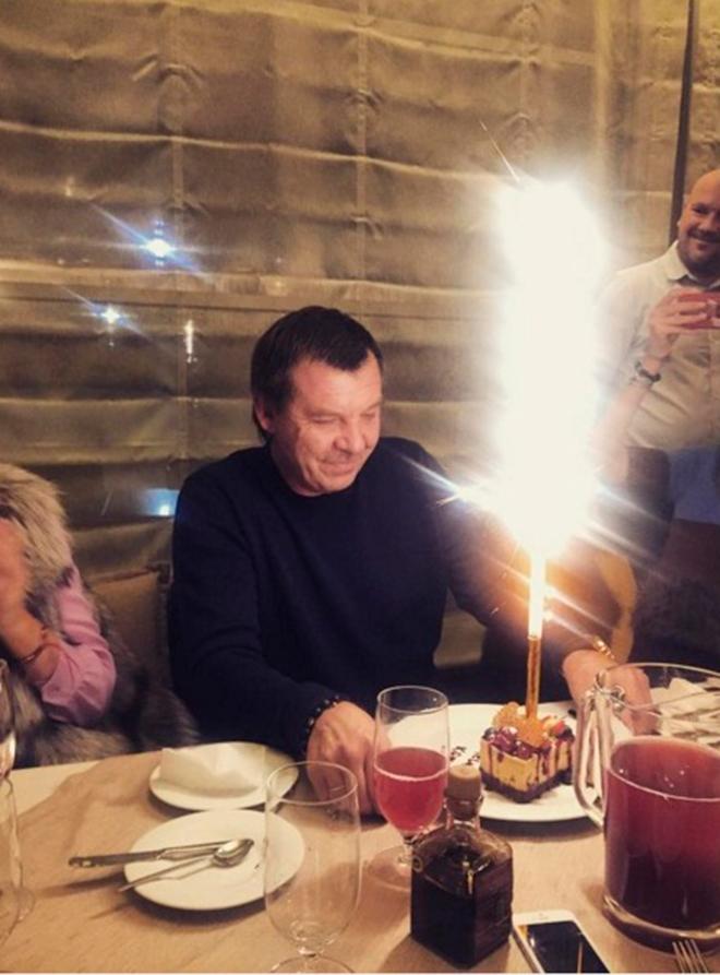 День рождения Олега Знарка
